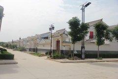 桃川镇姜眉路线(一标段)居民改造项目